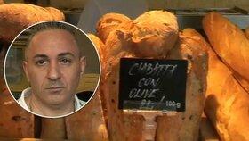Upečte si ciabattu: Italský pekař vám ukáže jak!