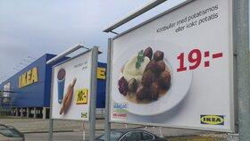 Třetí IKEA v Praze: V Čestlicích postaví dalšího švédského giganta