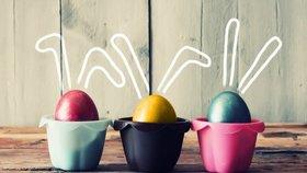 Velikonoční dekorace, které zvládnete i na poslední chvíli