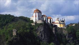 Zámek Vranov nad Dyjí - prohlídkové okruhy