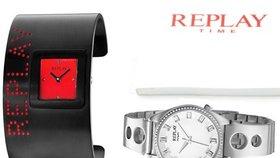 Už máte luxusní hodinky? Tyhle jsou s 65% slevou