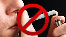 Kuřáci si v restauracích nezapálí od příštího roku: Souhlasíte s tím?