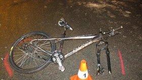 Cyklista (†49) zemřel po pádu z kola: Osudnou se mu patrně stala rychlá jízda