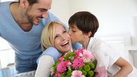 Neděle 12. května – Maminka je jen jedna