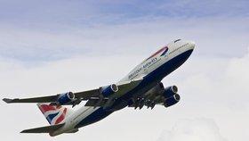 Problémy British Airways nekončí. Aerolinky rušily i lety Londýn-Praha