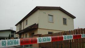 Na Vyškovsku našli mrtvolu muže: Zabili ho přímo před domem!