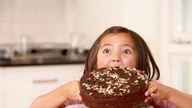 Děti mají svátek: Upečte jim dort!