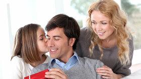Den otců už v neděli! Inspirujte se našimi tipy, jak tátu potěšit
