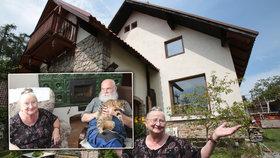 Bába z Babovřesk: Dům jsme si postavili z trámů z mostu
