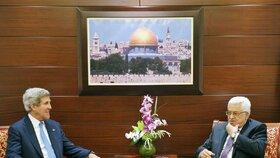 Izrael a Palestina po pěti letech obnoví mírové rozhovory