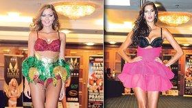 Chlebovská a Vignerová: Co nosí pod sukní?