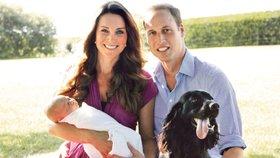 William a Kate mají napilno: Odepisují  na všechna blahopřání a nastěhují si domů tchýni