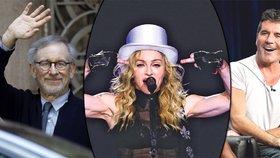 Tyhle celebrity vydělávají nejvíc: Na špici je Madonna. Kolik má za rok? A kdo je další?
