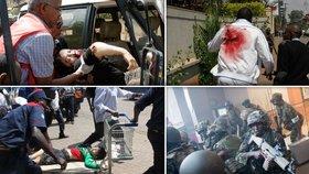 Masakr v Nairobi: Mrtvé děti, mohutná střelba, výbuchy granátů! Nejméně 30 obětí