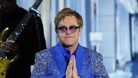 Šok pro fanoušky: Elton John (70) končí s koncerty! Jde do důchodu