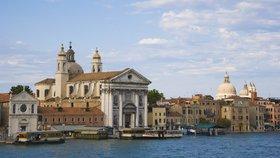 Za historií do zaplaveného města - dovolená v Benátkách