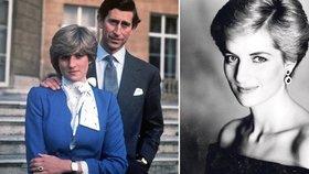 Šokující odhalení! Princezna Diana lhala, nikdy Oprah neřekla pravdu