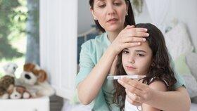 Máte nemocné dítě? Víme, kolik budete brát na ošetřovačku!
