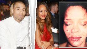 Zpěvák Chris Brown je volný: Zbil Rihannu, pustili ho však z krimu!