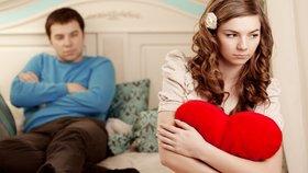 Leden, měsíc rozchodů: Proč po Vánocích láska slábne?