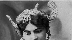 Špionka a tanečnice Mata Hari: Narodila se před 140 lety
