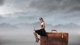 Tajemství správného kufru: Jak má být velký a z jakého materiálu?