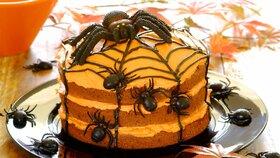 Upečte si strašidelné sladkosti, které potěší děti i dospělé!