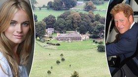 Sex pod královninou střechou a svatba je na spadnutí: Babička dala Harrymu zelenou