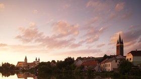 Vysočina - kraj rybníků a úchvatných památek