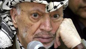 Arafat byl otráven: V jeho kostech se našlo radioaktivní polonium!