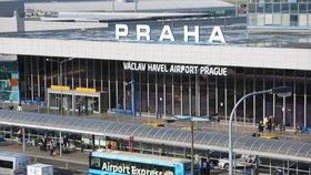 Pražské letiště odbavilo o stovky tisíc víc lidí. Pomohl i Londýn či Amsterdam