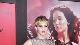 Jennifer Lawrence je nejvíc sexy ženou roku! Souhlasíte?