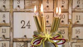 Advent je za dveřmi: Vyrobte dětem sladký kalendář