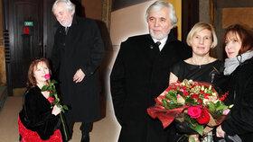 Šafránková padla Abrhámovi k nohám a on přiznal: Zaťatá režisérka by byl problém