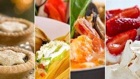 Štědrovečerní menu ve světě: Co jedí v Německu, Francii, Peru nebo Austrálii?