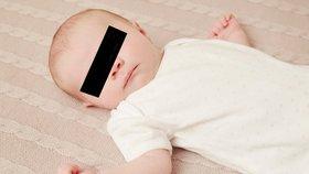 V babyboxu našli novorozenou Moniku: Byla zabalená jen do hadru