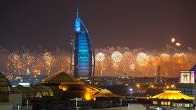 Neskutečné slevy i opulentní ohňostroj: Konec roku bude v Dubaji plný zábavy