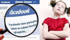Více než polovina dětí používá sociální média: Nejpopulárnější je Facebook!