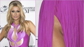 Paris Hilton oslavila své 33 narozeniny. Bez kalhotek!