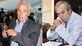 Alois Švehlík podstoupil operaci, která mu vrátila řeč: V hlasivkách má tuk z pupku!