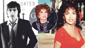Legendární herečka Gina Lollobrigida (86) bojuje se synem: Chce jí omezit svéprávnost!