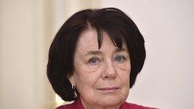 Senátorka Syková prý kupčila s léčbou nemoci Grosse. Šéf Akademie věd ji vyhodil