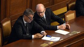 Babiše vypekli poslanci z koalice: 11 nadlidí nepodpořilo jeho zákon!