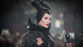 Exkluzivní ukázka z filmu: Angelina Jolie jako učiněné zlo