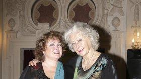 S alzheimerem bojující Květa Fialová: Úžasná pomoc od Nadi Konvalinkové!
