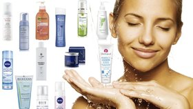 Redakční testování čistících gelů a pěn: Které vám vykouzlí dokonale čistou pleť?
