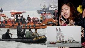Zkáza trajektu: 476 lidí šlo ke dnu, 171 z nich je mrtvých, 20 členů posádky ve vazbě!