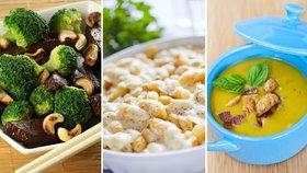 Nestíháte uvařit? Vyzkoušejte jídla, která jsou do 10 minut hotová!