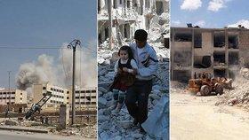 Češka popsala život v Sýrii: Zvykla jsem si na to, že každý den můžu umřít