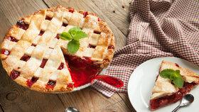 Šťavnatě dobrá rebarbora: Upečte jogurtovou bublaninu nebo mřížkový koláč